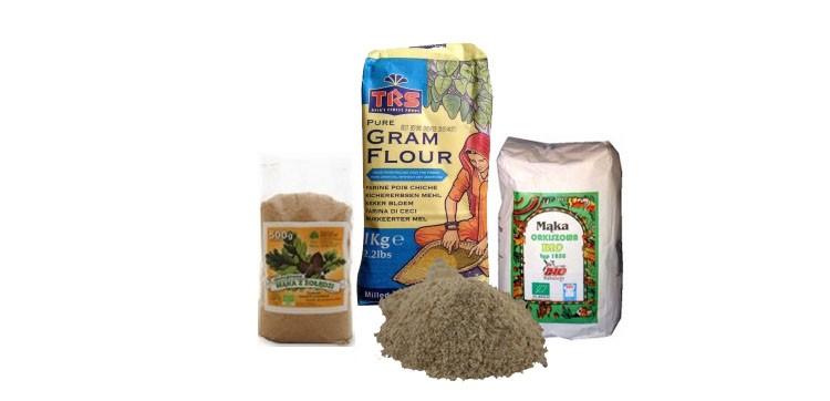 Mąki i mieszanki do wypieku